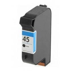 Inkjet HP 45 inchiostro nero